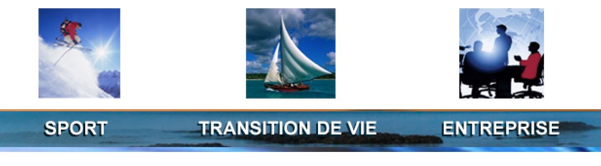 Sport - Transition de vie - Entreprise